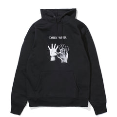 Daily Paper hand shadow hoodie