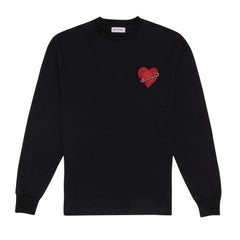 Palm Angels Pin My Heart Jumper