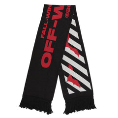 Off White Bats Scarf