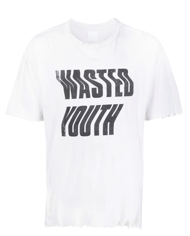 Alchemist Wasted Youth graphic print T-shirt