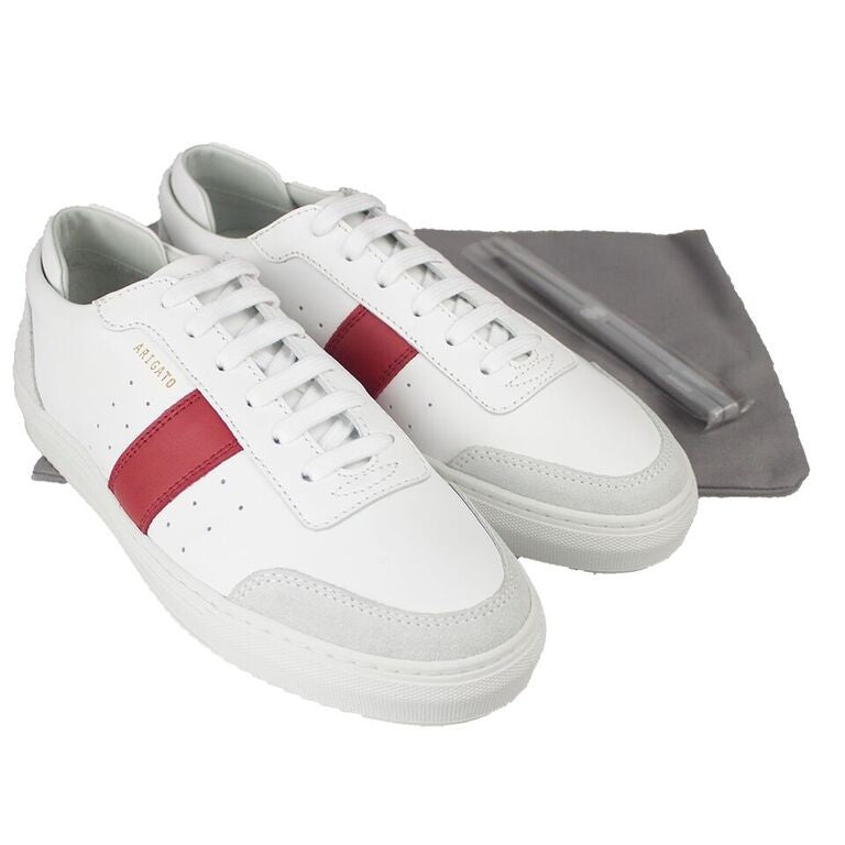 Dunk White/Red Leather - with Chopsticks and Bag