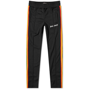 Palm Angels Rainbow Track Pants Black