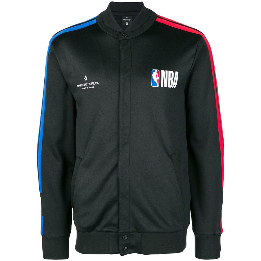 Marcelo Burlon NBA Band Track Black