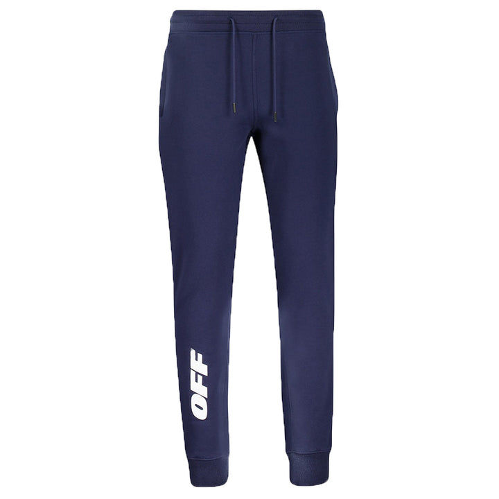Off White Wing Off Sweatpants Blue