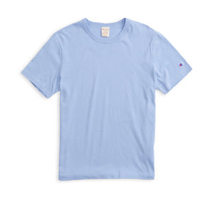 Crew Neck T-Shirt - Blue | Champion