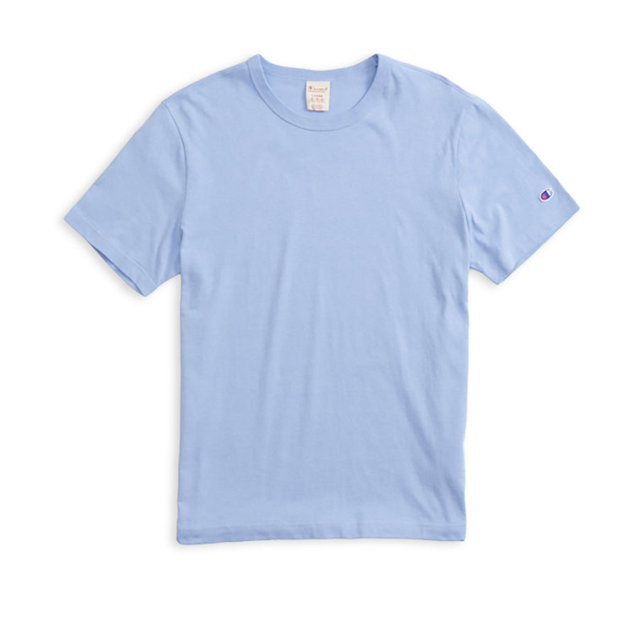 Champion Crew Neck T-Shirt Blue