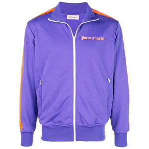 Palm Angels Purple Track Jacket