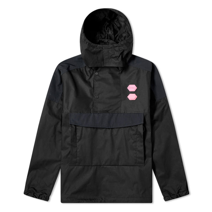 Ski Anorak Jacket - Black | Off-White