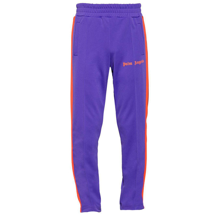 Palm Angels Purple Track Pants