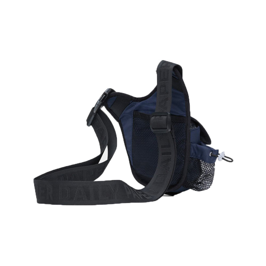 Fee V-Waistbag - Navy | Daily Paper