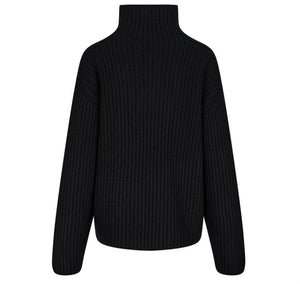 ACNE STUDIOS  High Neck Ribbed Jumper