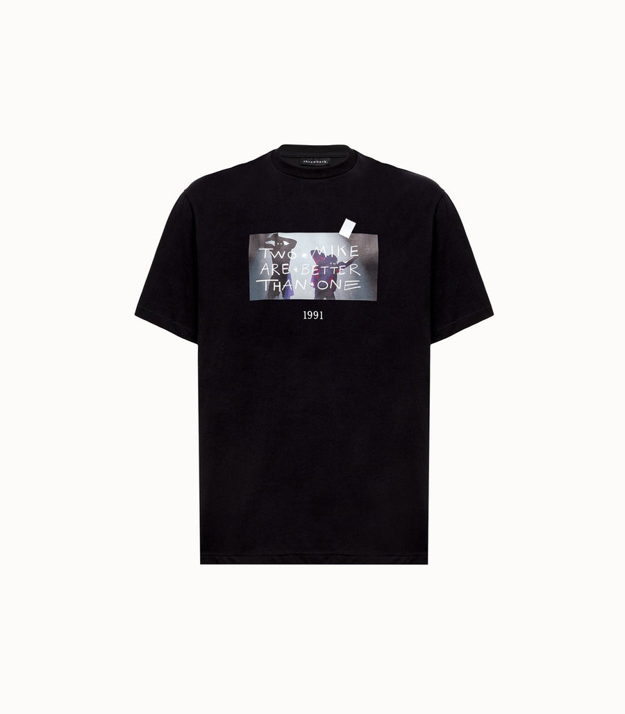 Throwback Tbt-mike2 tee