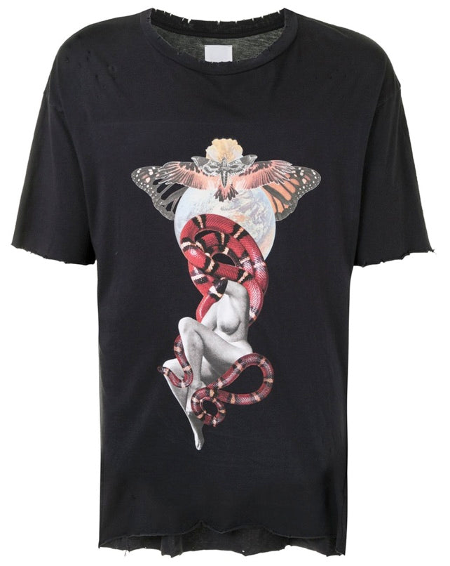 Alchemist graphic print T-shirt