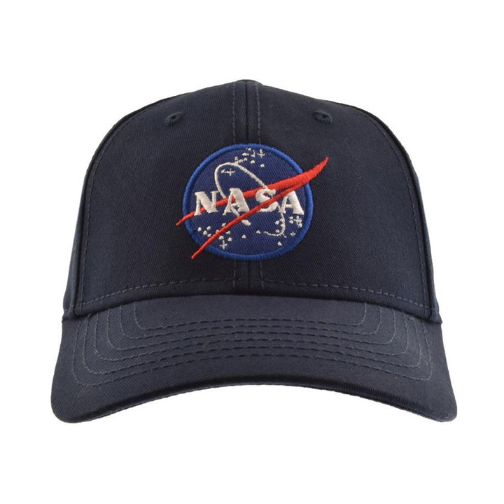 Nasa Cap - Blue | Alpha Industries