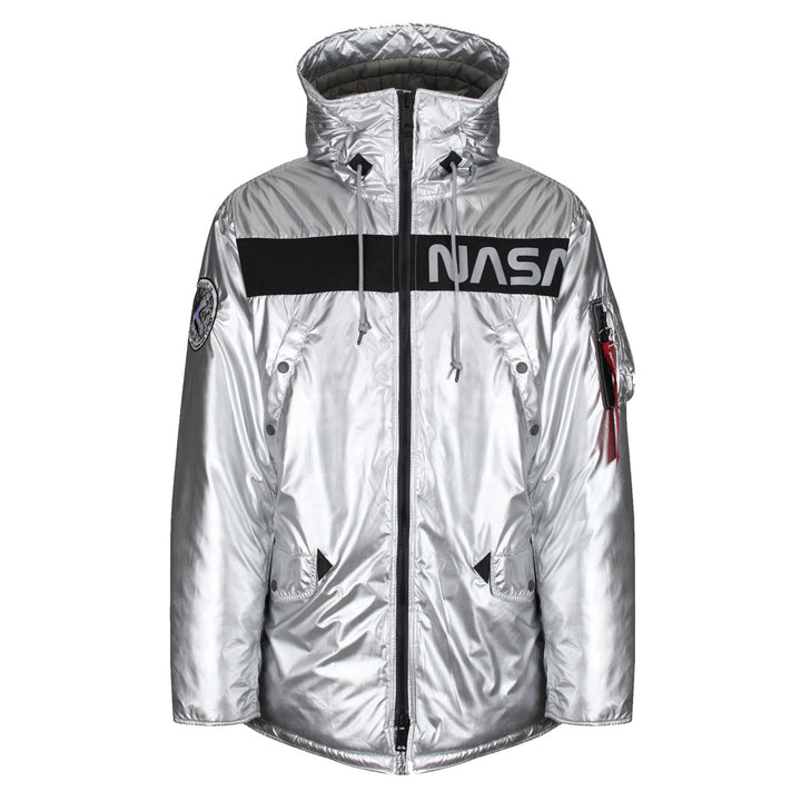 Nasa N-3B Jacket - Silver | Alpha Industries