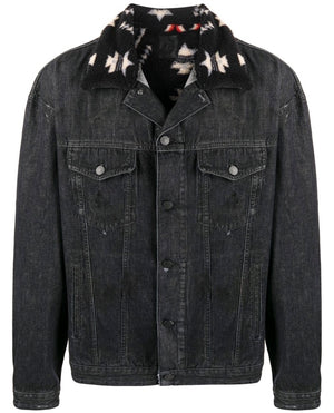 Alchemist denim organic cotton jacket