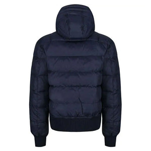 Hooded Puffer Apollo 11 - Rep Blue | Alpha Industries