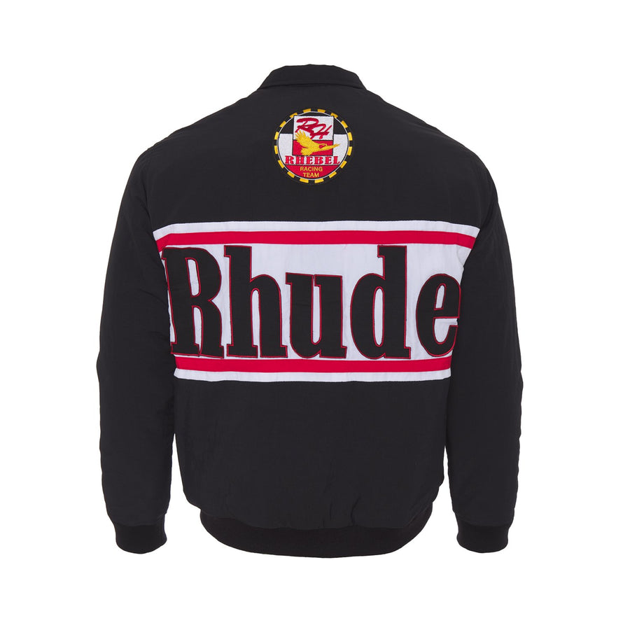 Rhacing Jacket - Black | RHUDE