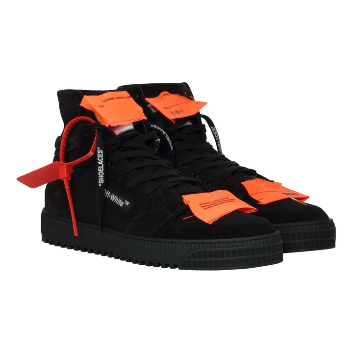 Off White Off Court Sneaker Black