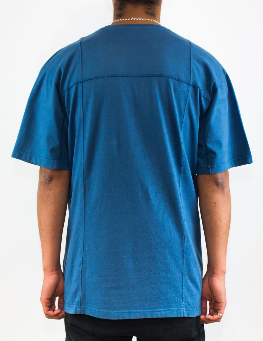 Fitness T-Shirt Blue Ash