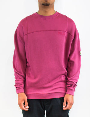 Crew Neck Sweatshirt Decco Rose