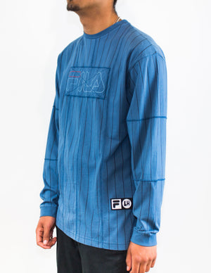 Long Sleeve T-Shirt Blue Ash