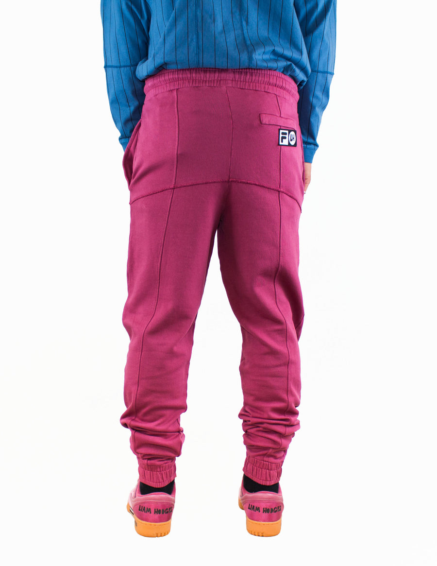 Jogger Pants Decco Rose