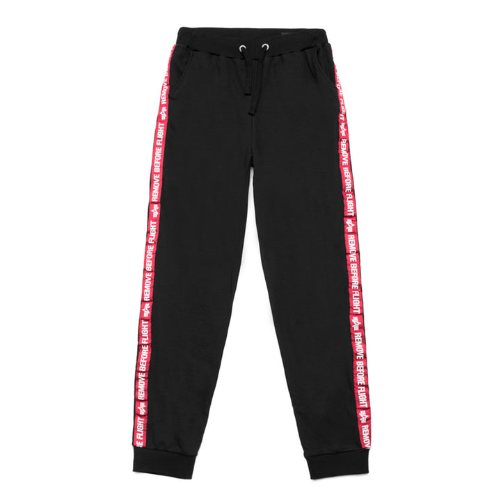 Alpha Industries RBF Tape Jogger Black