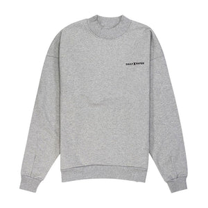 Daily Paper ABA Sweater Grey Melange