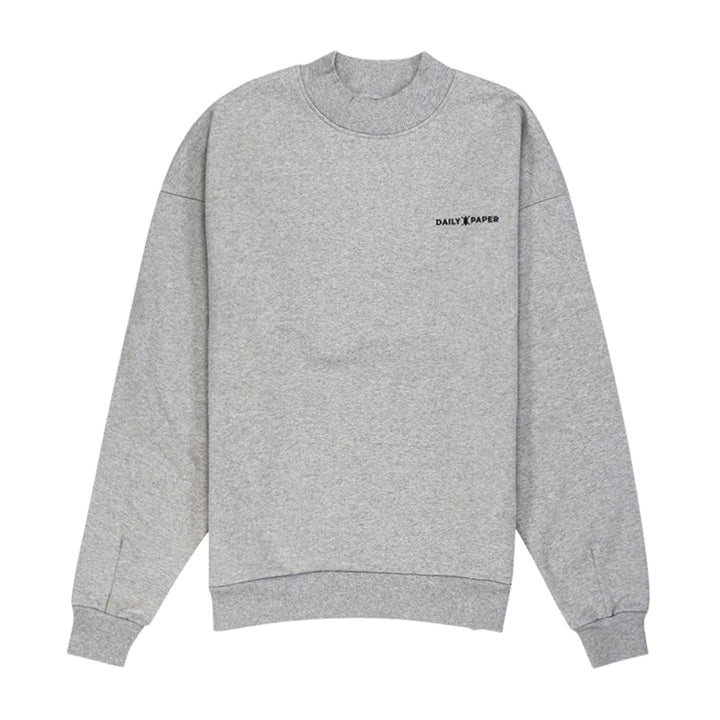 ABA Sweater - Grey Melange | Daily Paper