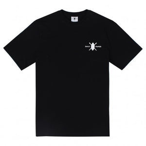 Amsterdam Store Tee - Black | Daily Paper