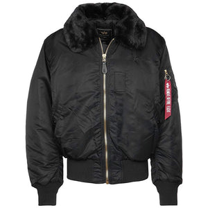 B15 3TT Jacket - Black | Alpha Industries