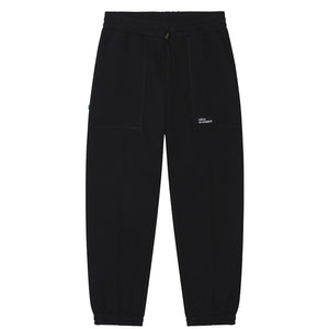 Sweatpants - Black | Drôle De Monsieur