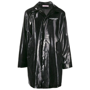 Palm x Palm Raincoat - Black | Palm Angels