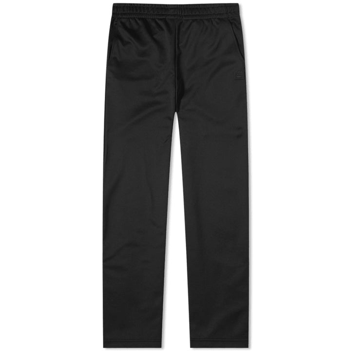 Emmett Face Trousers - Black | Acne Studios
