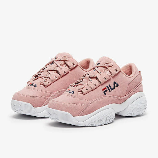 Provenance - Peach/Navy/White | Fila