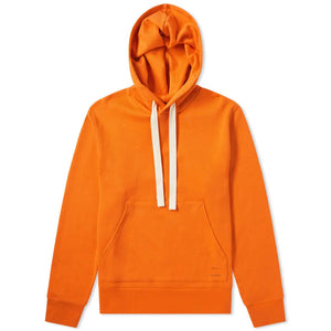 Fellis Logo Hoodie - Orange | Acne Studios