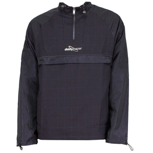 Gole Pullover Jacket - Purple Check | Daily Paper
