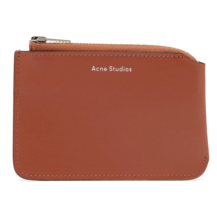 Garnet S Wallet - Brown | Acne Studios