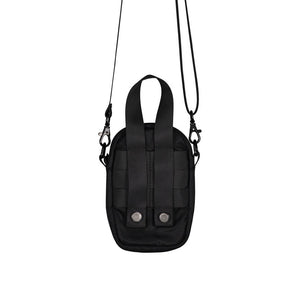 Gouch Cross-body Bag - Black | Daily Paper