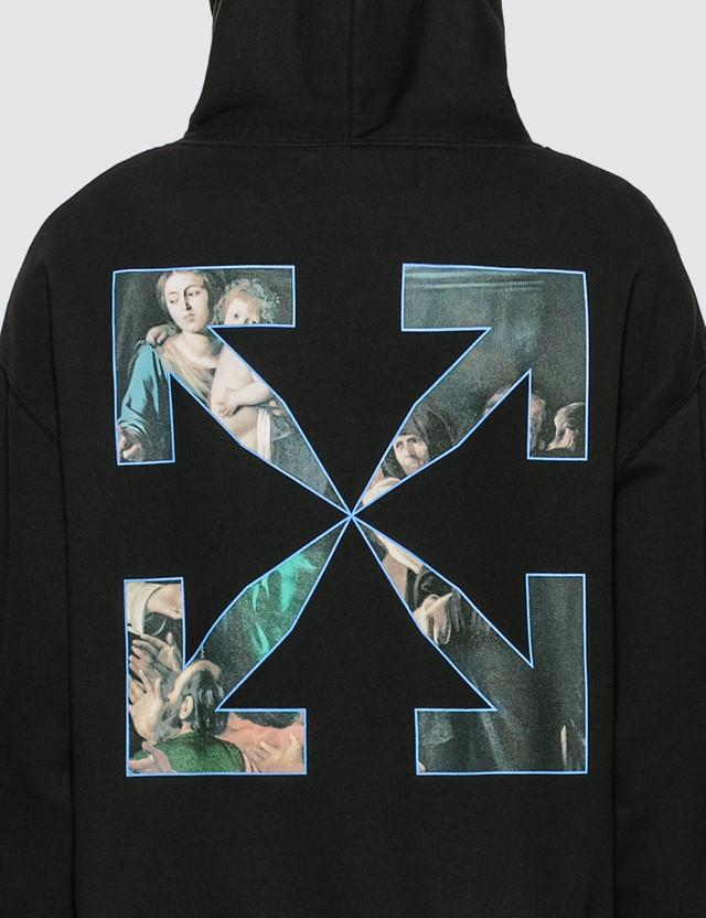 Off-White Caravaggio Painting Over H Black / Black
