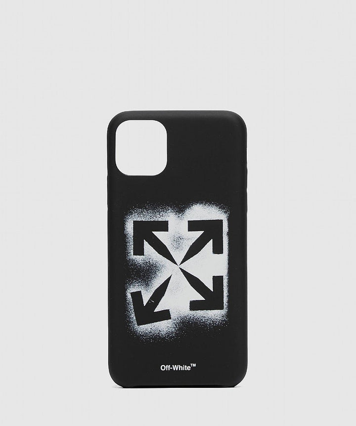 Off-White Stencil IPhone 11 Pro Cover Black / White