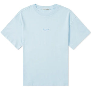 Jaxon Tee - Dusty Blue | Acne Studios