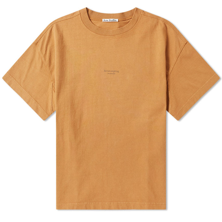 Jaxon Tee - Antique Brown | Acne Studios