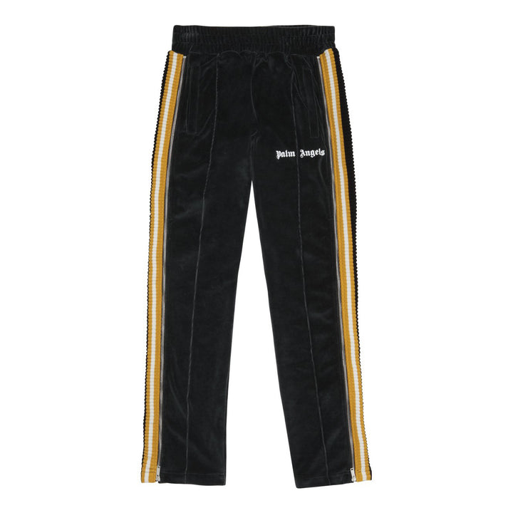 Chenille Track Pants - Black | Palm Angels