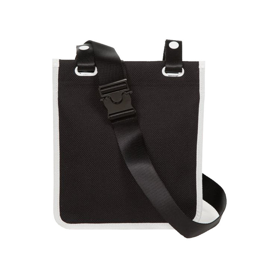 Crossbody Bag Musette - Black | EASTPAK X White Mountaineering
