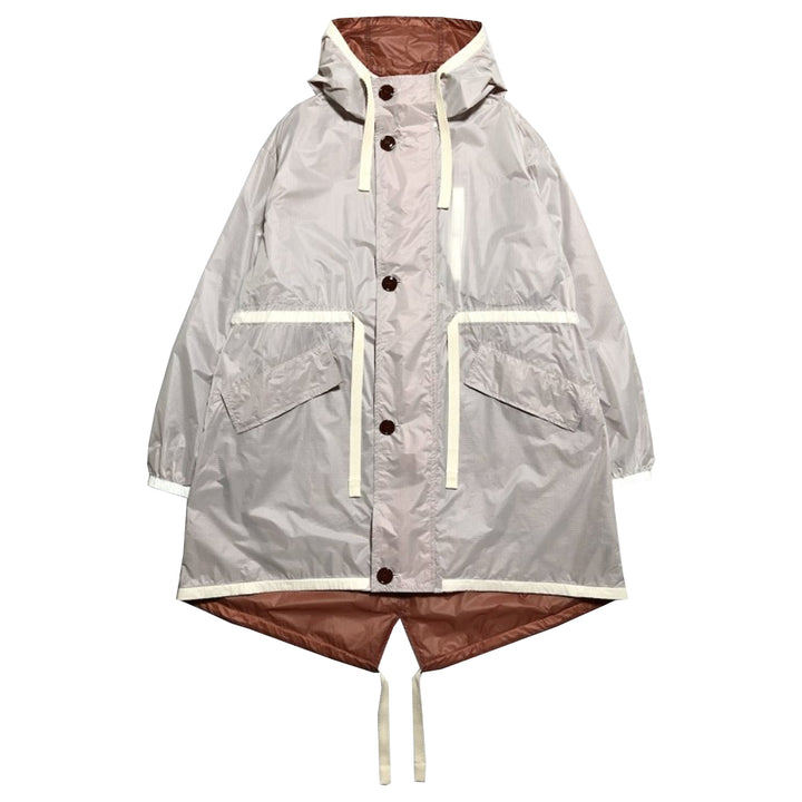 Ola Anorak - White Orange | Acne Studios
