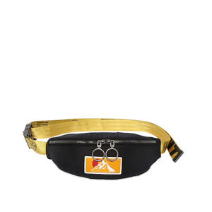 Puffy Basic Fanny Pack - Black | Off-White