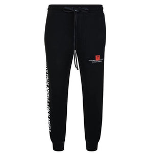 Palm x Palm Jogging Bottoms - Black | Palm Angels
