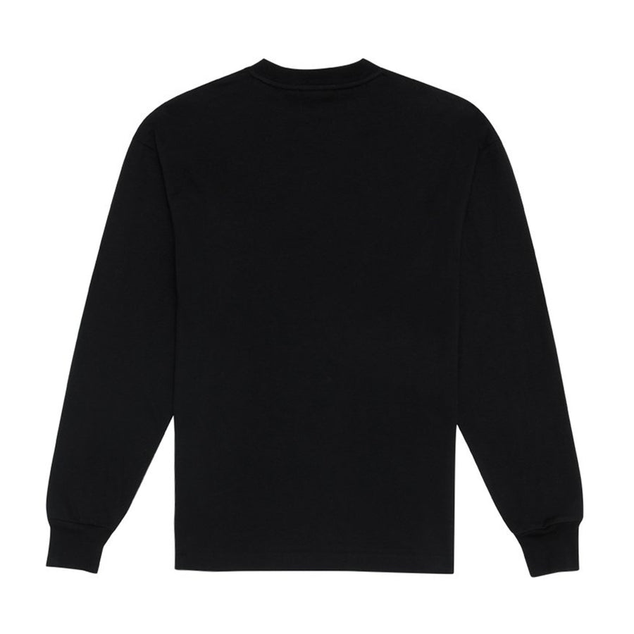 Pin My Heart L/S Tee - Black | Palm Angels